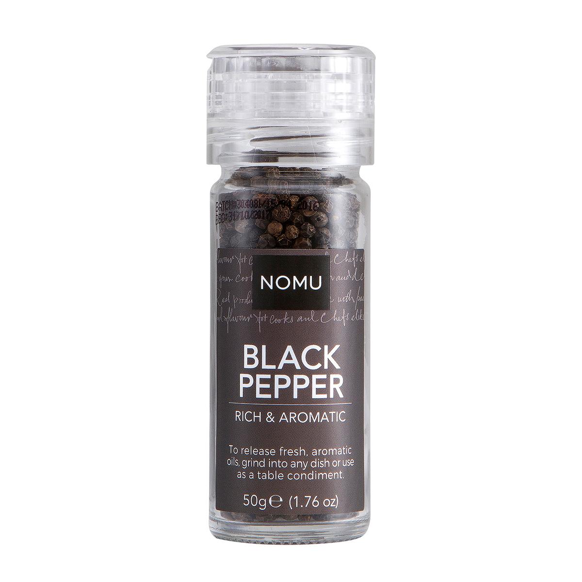 Black Pepper Grinder
