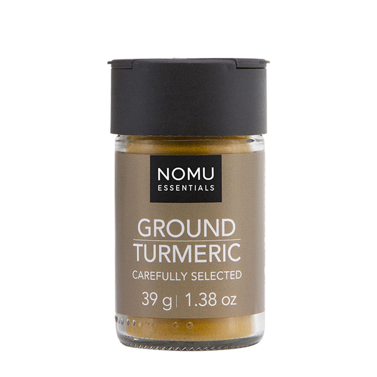 Ground-Turmeric