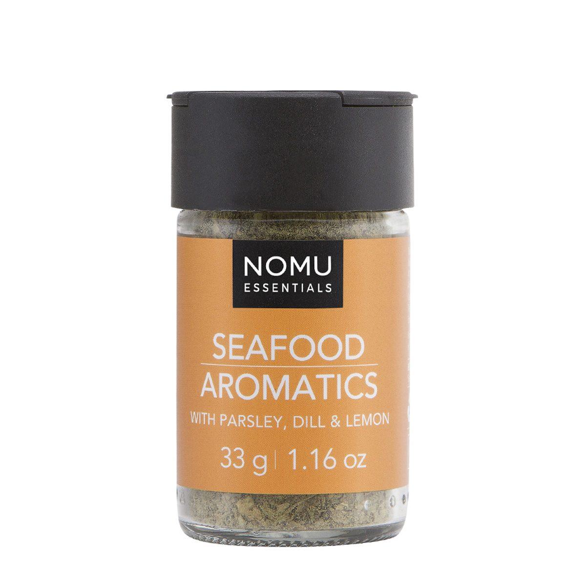 Seafood-Aromatics