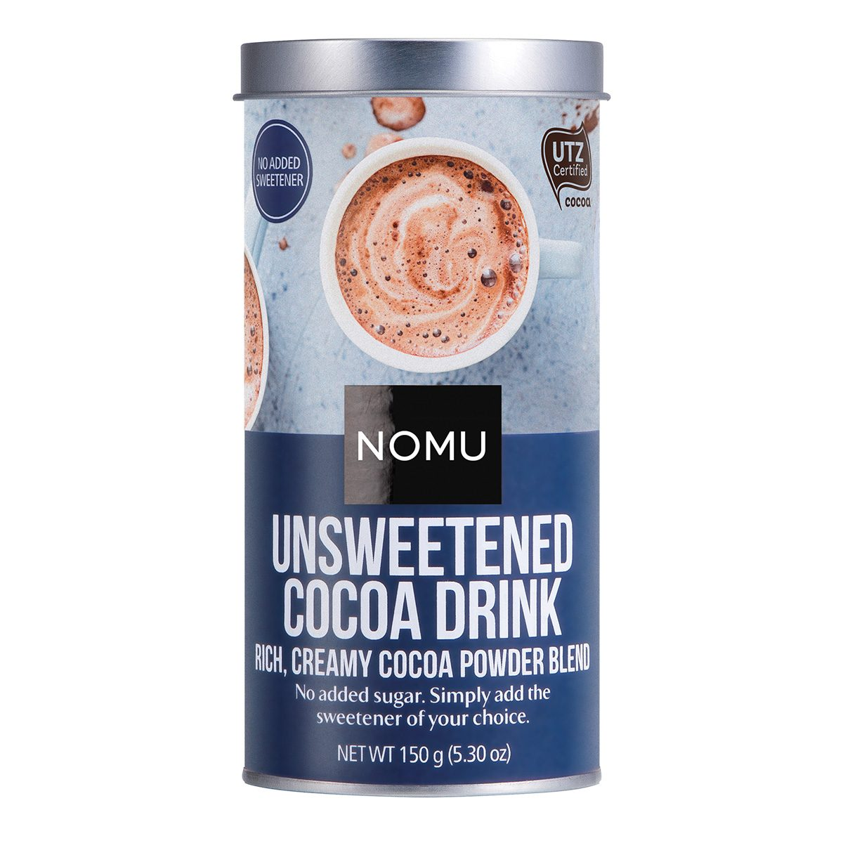 Unsweetened-Tin