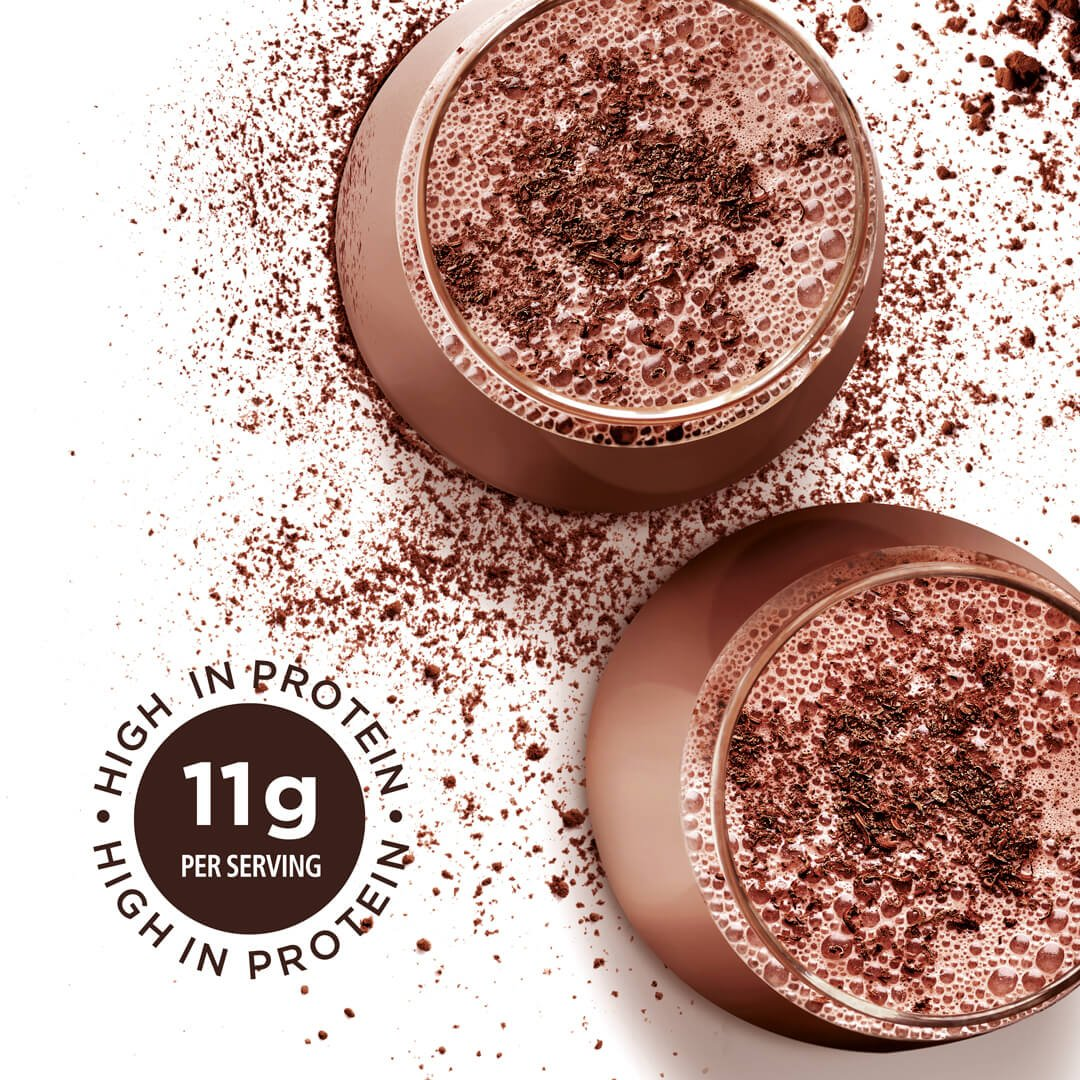 Chocolate—High-in-Protein